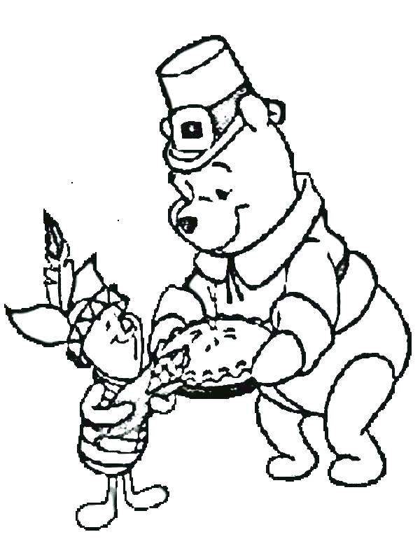 600x800 Coloring Pages For Thanksgiving Turkeys Chrlie Thanksgiving Turkey
