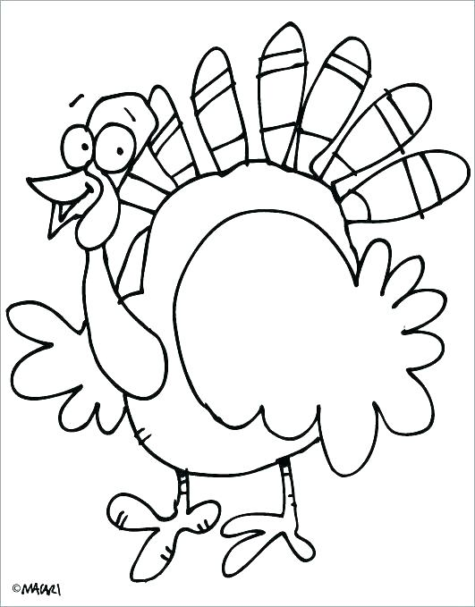 531x679 Coloring Page Turkey Coloring Pages Turkey Thanksgiving Turkey