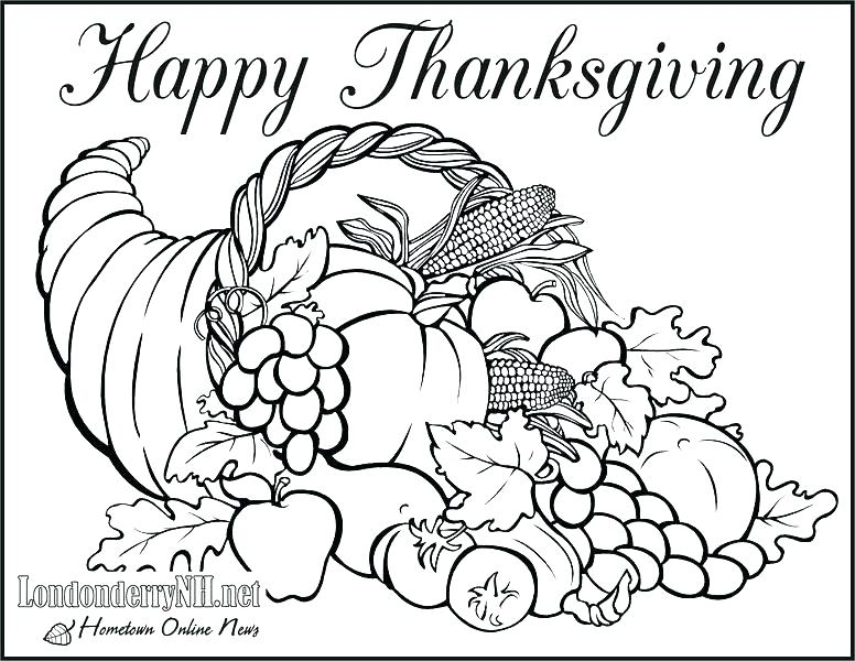 graphic relating to Printable Turkey Color Pages known as Thanksgiving Turkey Coloring Web pages Printables at GetDrawings