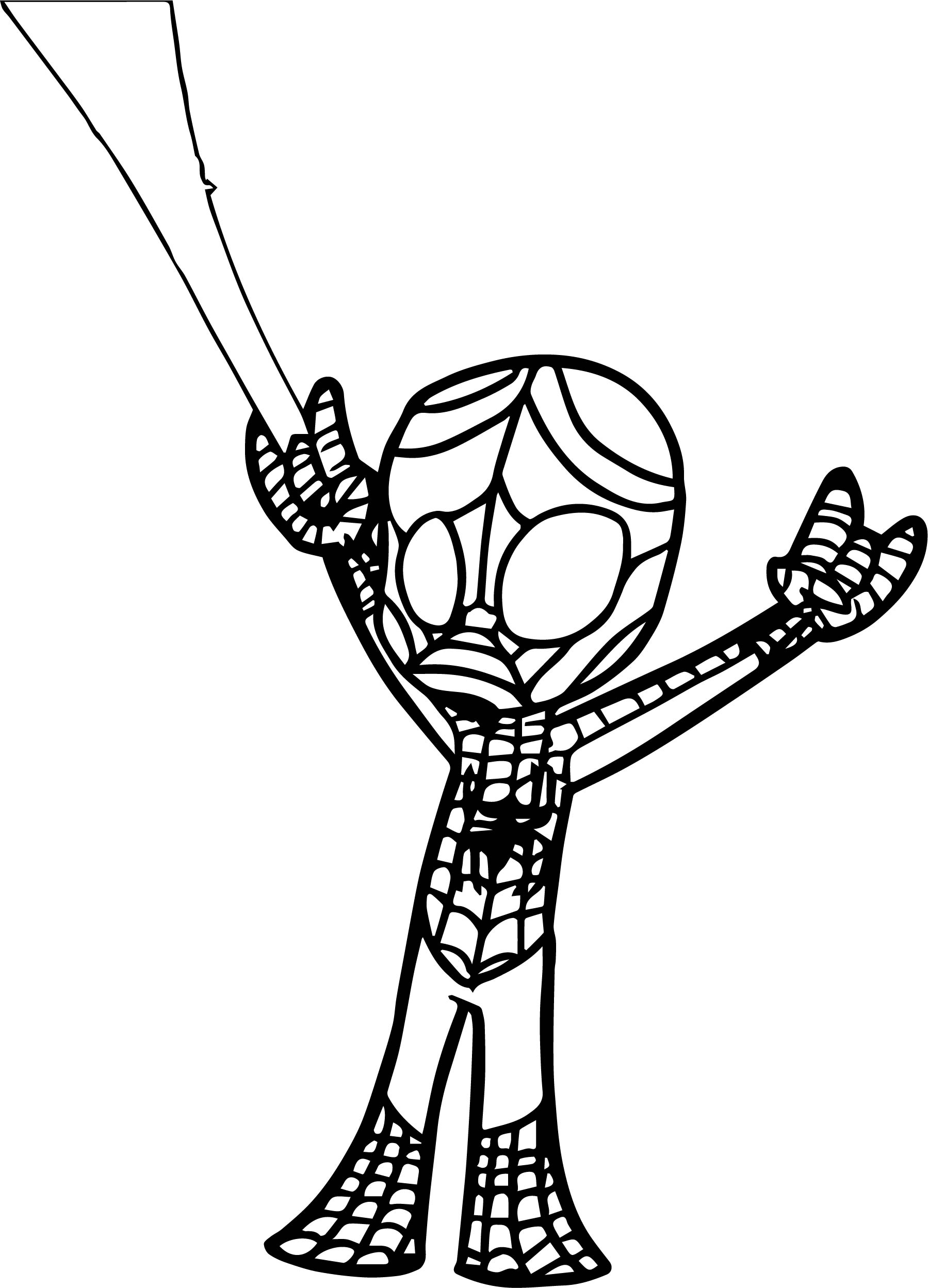 1799x2496 The Amazing Spider Man Spider Man Coloring Page Wecoloringpage