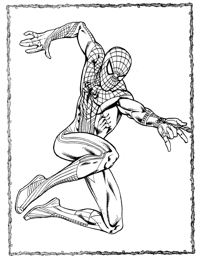 768x994 Lizard Spiderman Coloring Pages Best Of Copy The Amazing Spider