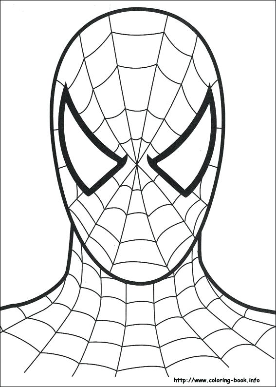 567x794 Spiderman Color Pages Index Coloring Pages The Amazing Spider Man