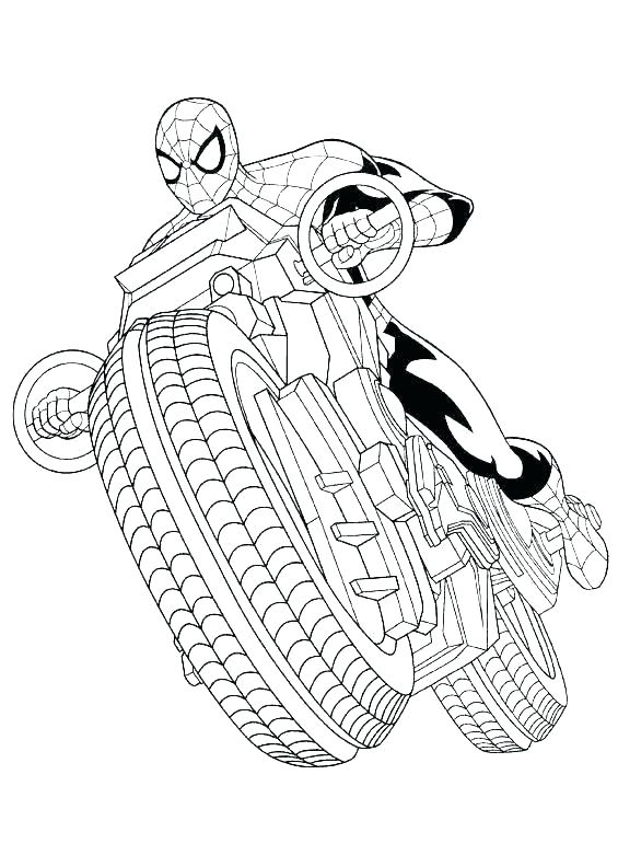 565x792 Spiderman Coloring Book