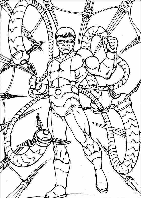 567x794 Amazing Spider Man Coloring Pages The Coloring