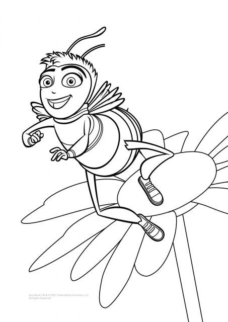453x640 Bee Movie Bee Movie Bee Movie And Bees