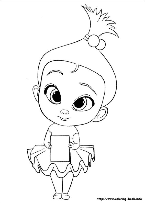 567x794 Inspirational Boss Baby Coloring Pages Coloring Ws