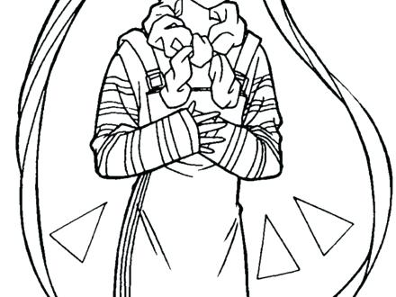 440x330 The Doll Palace Coloring Pages The Doll Palace Coloring Pages