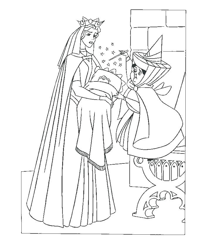 716x850 Coloring The Doll Palace Coloring Pages Cartoon Thumbnail Size