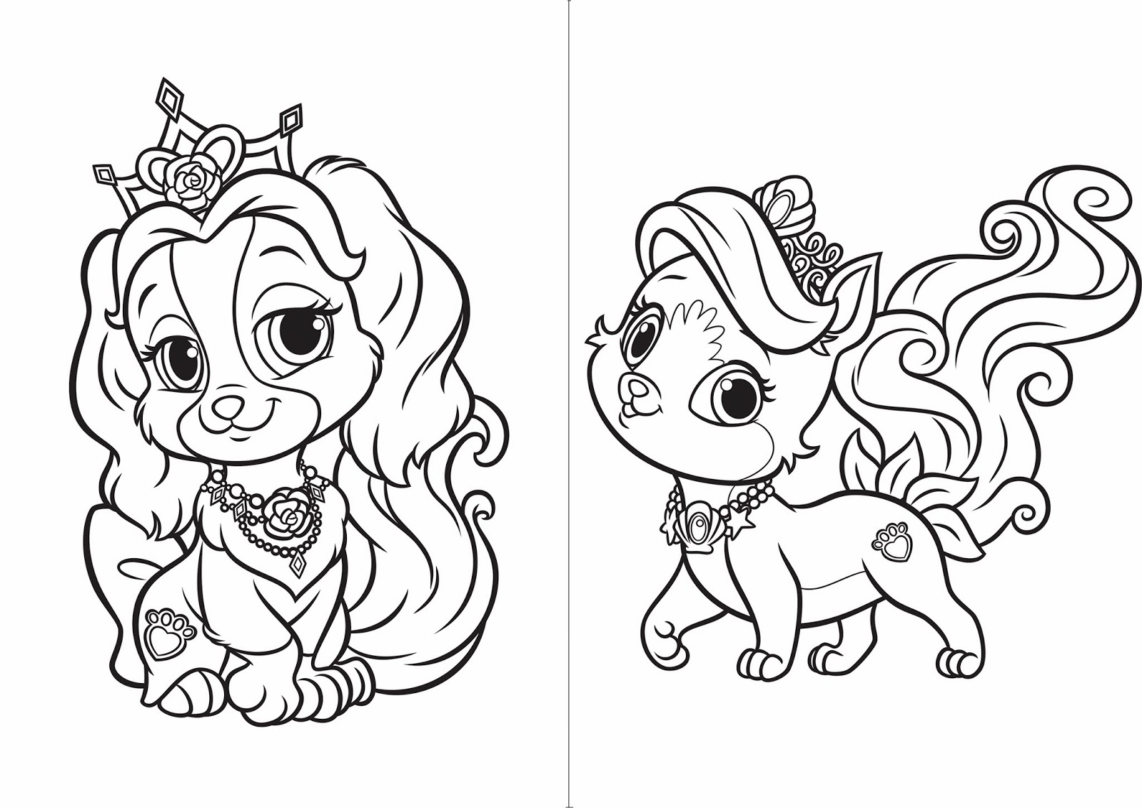 1600x1132 Doll Palace Coloring Pages