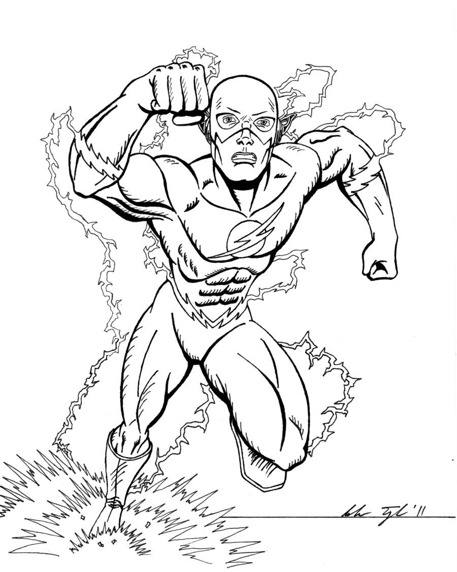 900x1125 The Flash Coloring Pages Printable Download Coloring For Kids