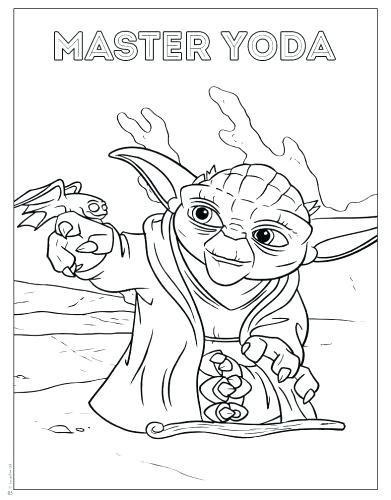 391x500 Luke Skywalker Coloring Pages To Print Page Star Wars Best