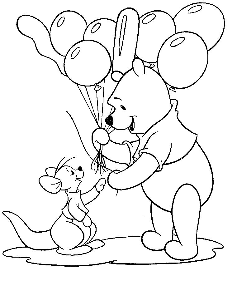 761x900 Pooh And Friends Coloring Pages Winnie The Pooh And Friends