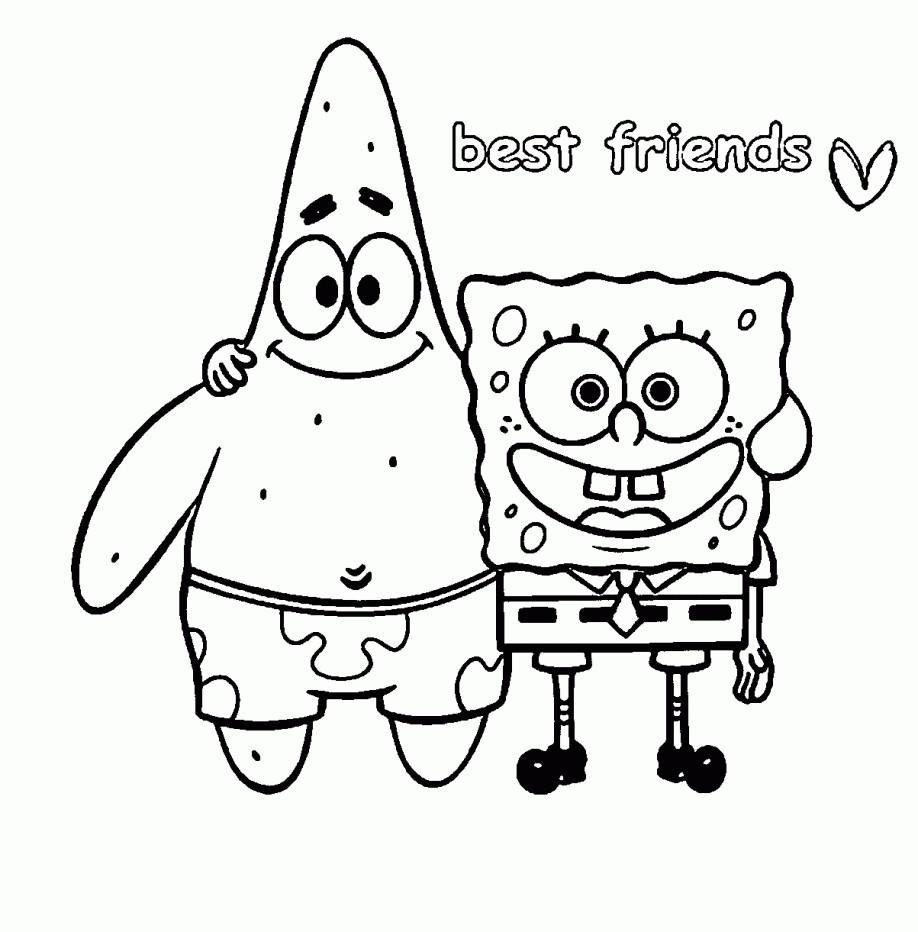 918x932 Printable Coloring Pages For Best Friends Copy Best Friend