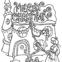 220x220 How The Grinch Stole Christmas Coloring Pages