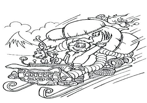 476x333 The Grinch Who Stole Christmas Coloring Pages Persuasive Writing