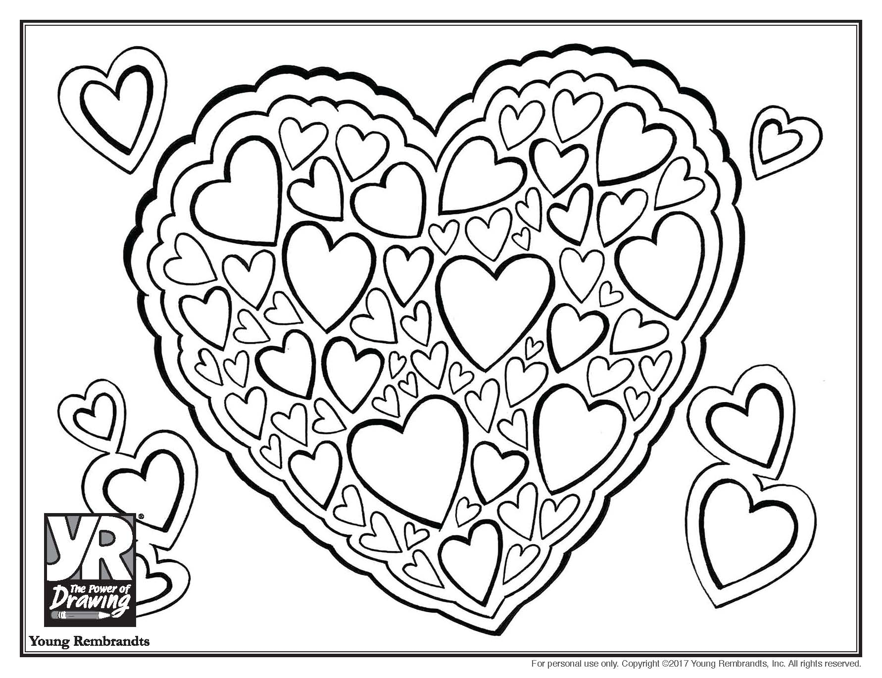 1782x1369 Heart Coloring Pages Coloring For Kids Bette Fetter