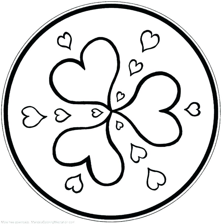 878x879 Valentine Heart Coloring Pages Heart Color Pages Coloring Pages