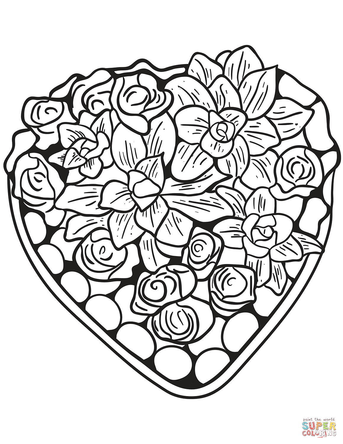 1159x1500 Heart Coloring Pages Free Printable Pictures Coloring Pages