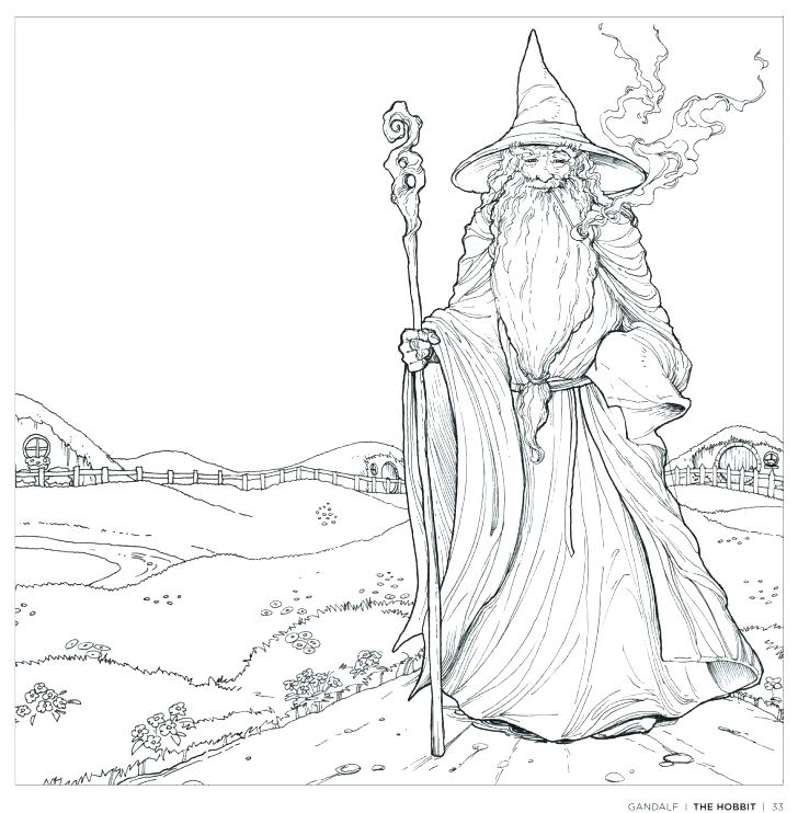 728x742 The Hobbit Coloring Pages Coloring Pages Lord Of The Rings