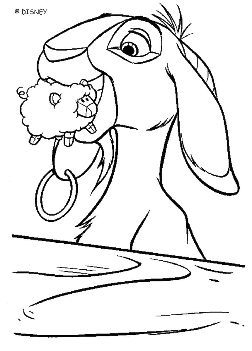 860x1200 The Hunchback Of Notre Dame Coloring Pages