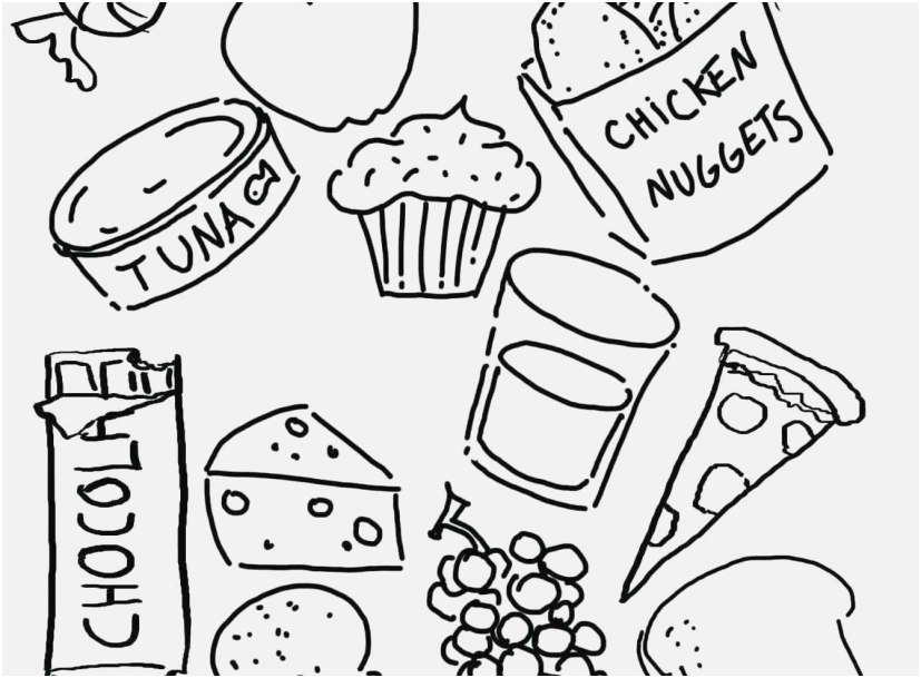 827x609 Caterpillar Coloring Pages Free Pictures Very Hungry Caterpillar