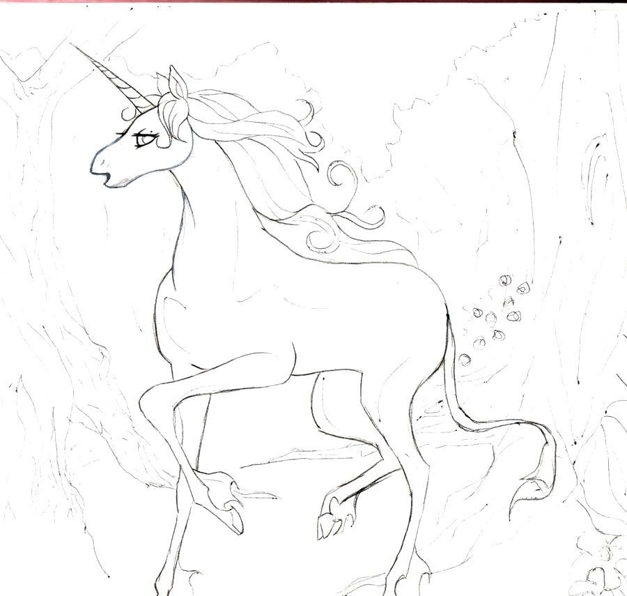 900x855 Printable Baby Unicorn Coloring Pages Print Color Craft