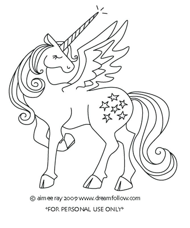 668x800 Unicorn Coloring Sheets Plus Unicorn Coloring Page