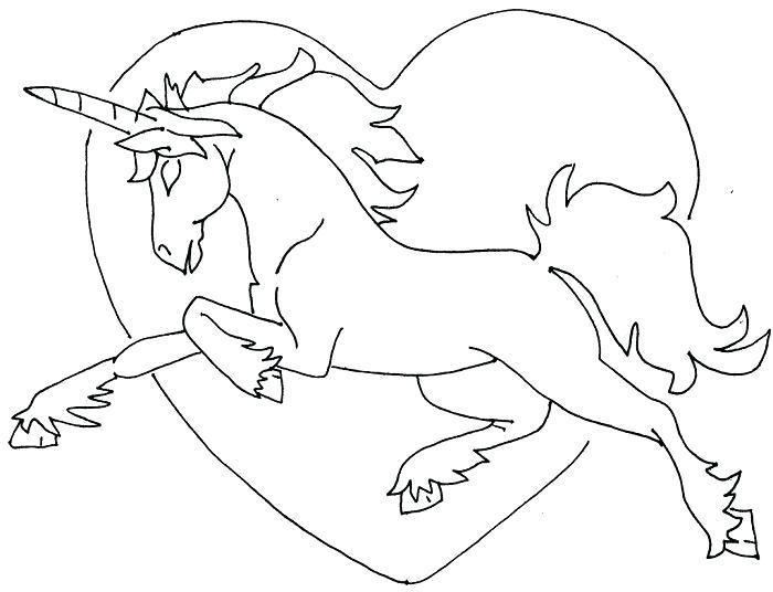 700x536 Coloring Pages Unicorns The Last Unicorn Coloring Pages Coloring