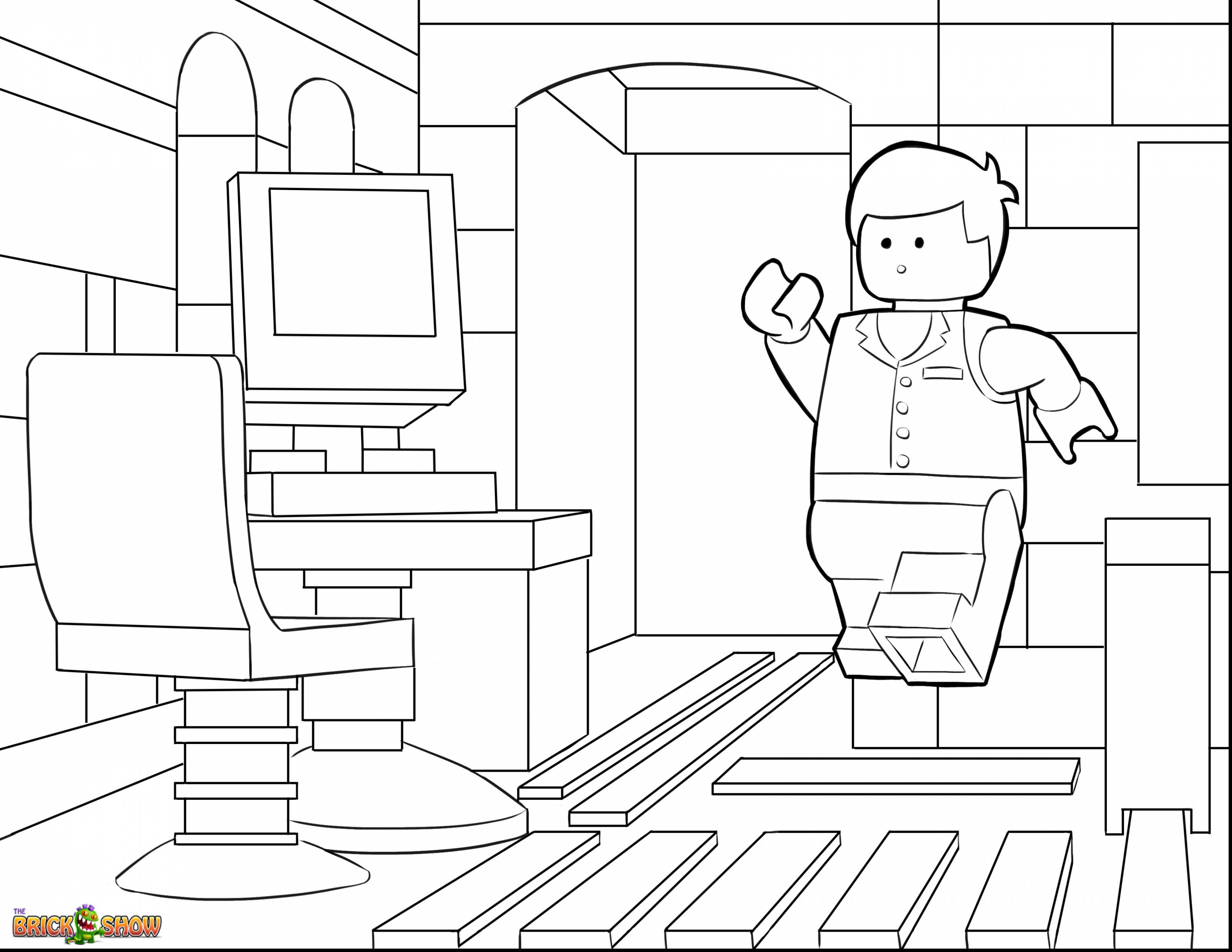 3630x2805 Great Emmet Lego Movie Coloring Pages The Lego Page Lord Business