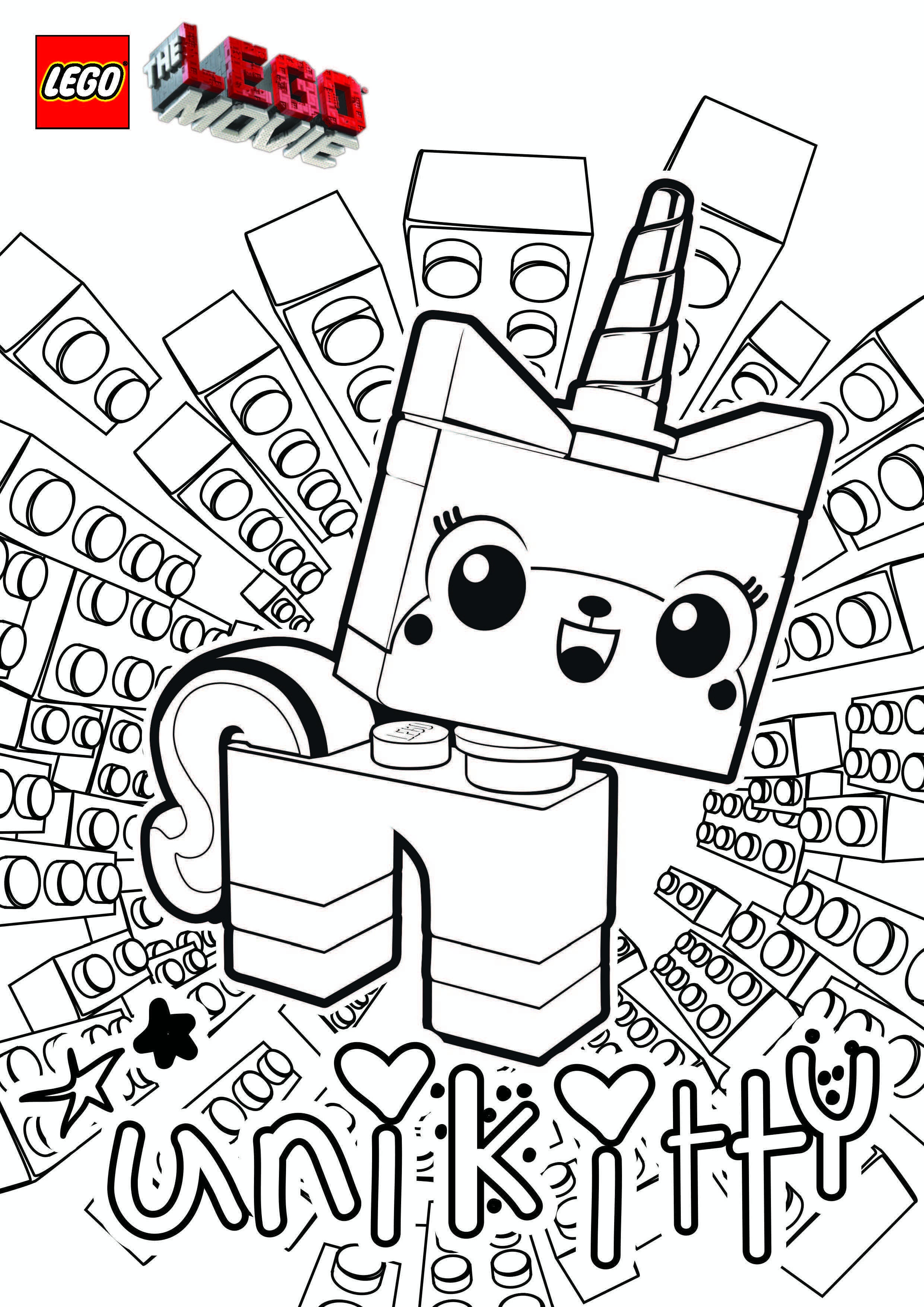2481x3508 Lego Movie Coloring Pages Elegant The Lego Movie Free Printables