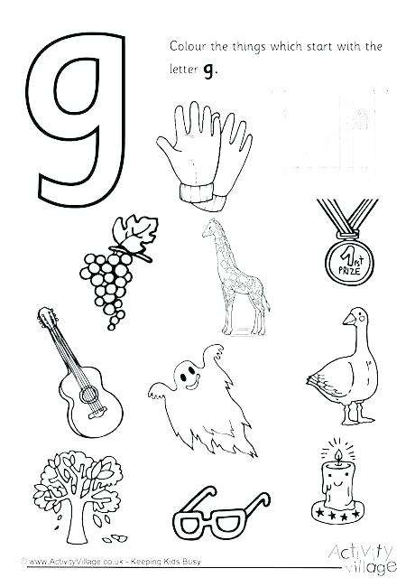 460x650 The Letter C Coloring Pages C Coloring Pages Letter G Coloring