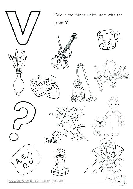 460x650 Letter V Coloring Pages Coloring Pages Letter D Letter I Coloring