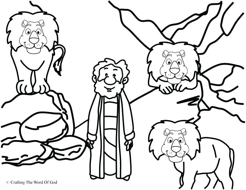 800x620 The Lion And The Mouse Coloring Pages