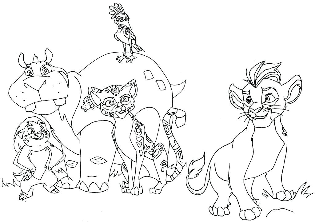 1024x722 Colouring Pages Of Lion And The Mouse Free Printable Female