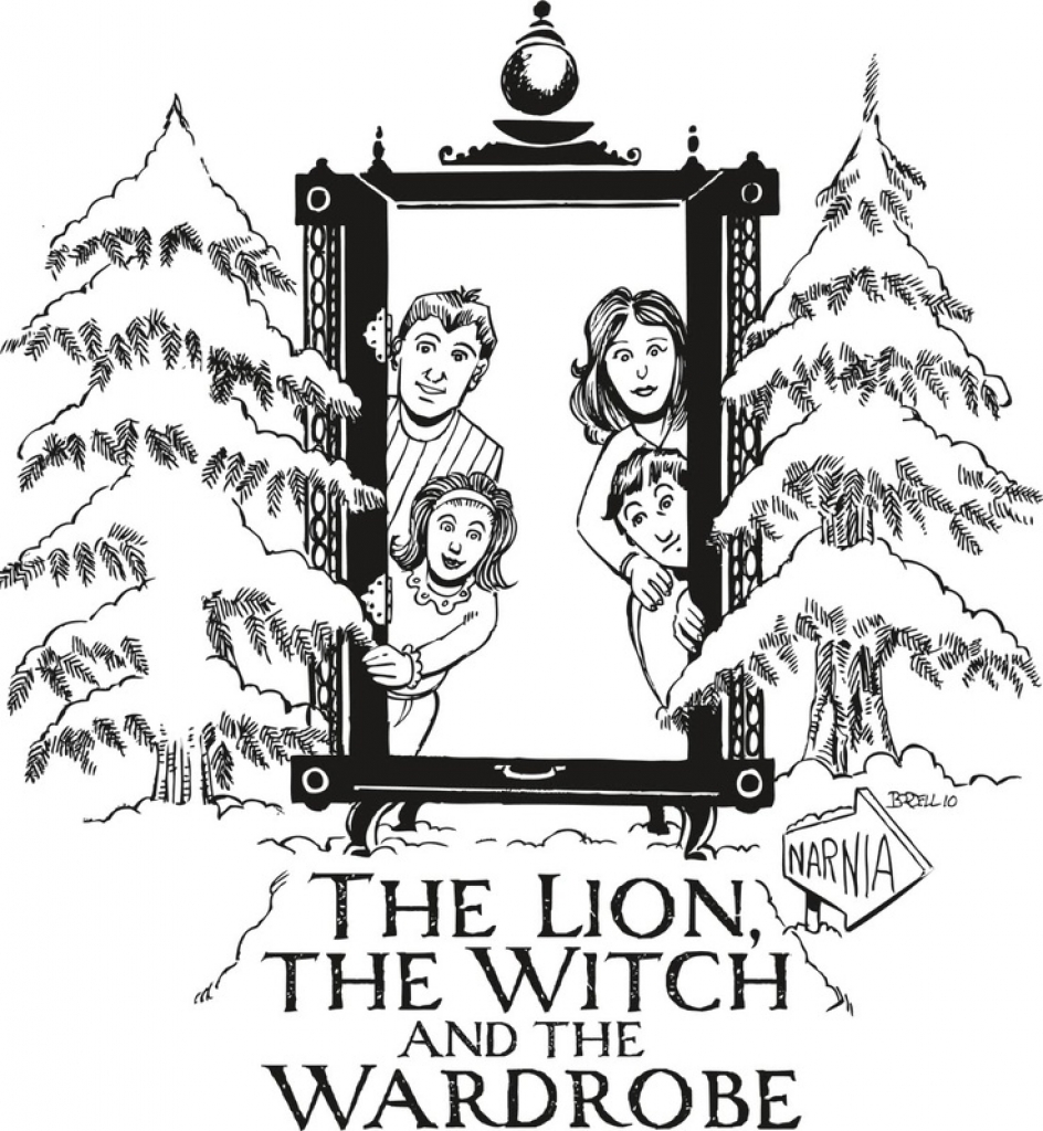944x1024 Best Lion Witch And Wardrobe Images On The Witch