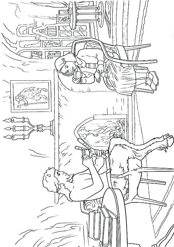 556x787 Coloring Page Witch Witch Coloring Pages Witch Witch Coloring