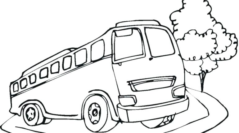 770x430 Magic School Bus Coloring Page Free Download Best Magic School