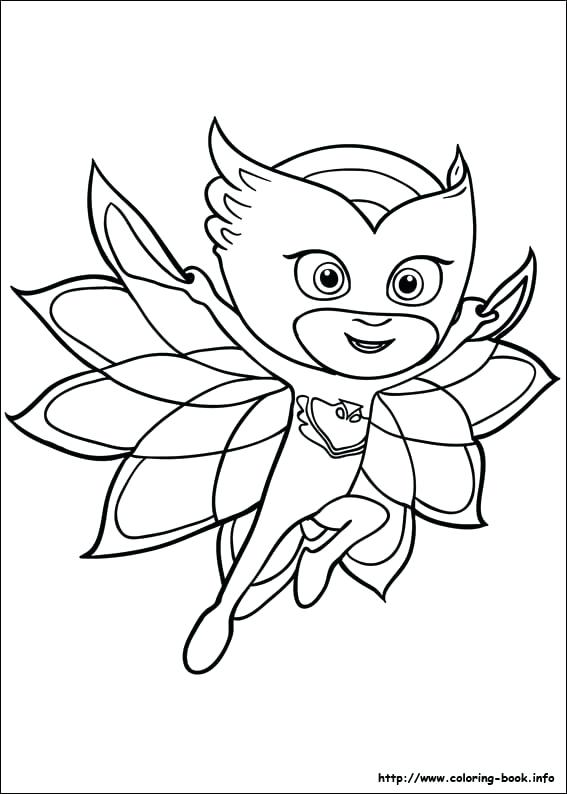 567x794 Mask Coloring Page Top Free Printable Fox Coloring Pages Online Pj
