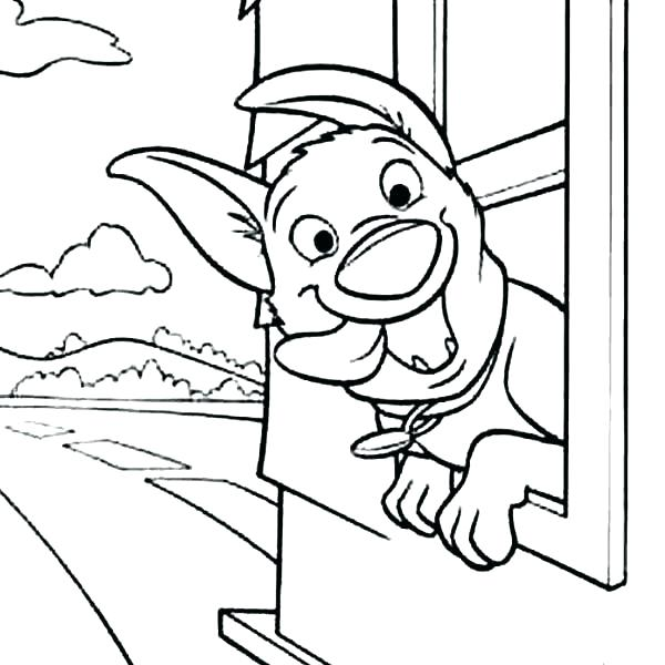 600x600 The Mitten Coloring Page Bolt Coloring Page The Mitten Coloring