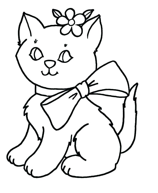 670x820 The Mitten Coloring Page Mitten Outline Mitten Coloring Page