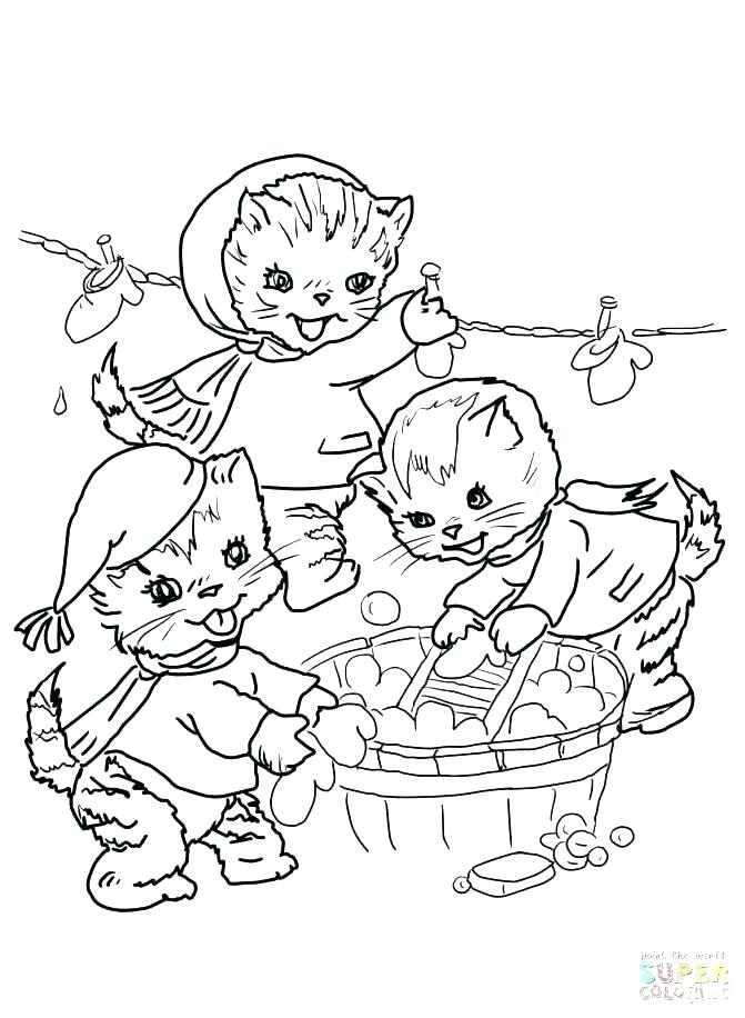 671x916 Winter Hat Coloring Page Blank Mitten Coloring Page Pages