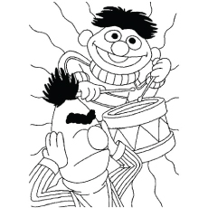 230x230 Top Free Printable Sesame Street Coloring Pages Online