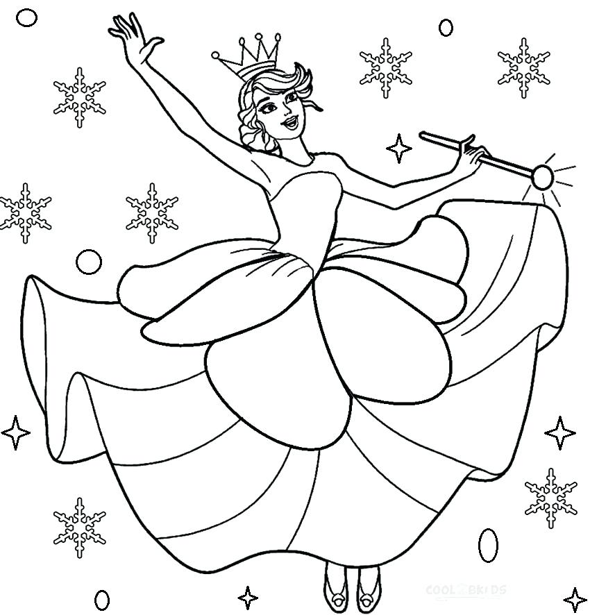 850x886 Nutcracker Ballet Coloring Pages Ballet Coloring Pages Printable