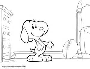 300x231 Peanuts Movie Coloring Pages