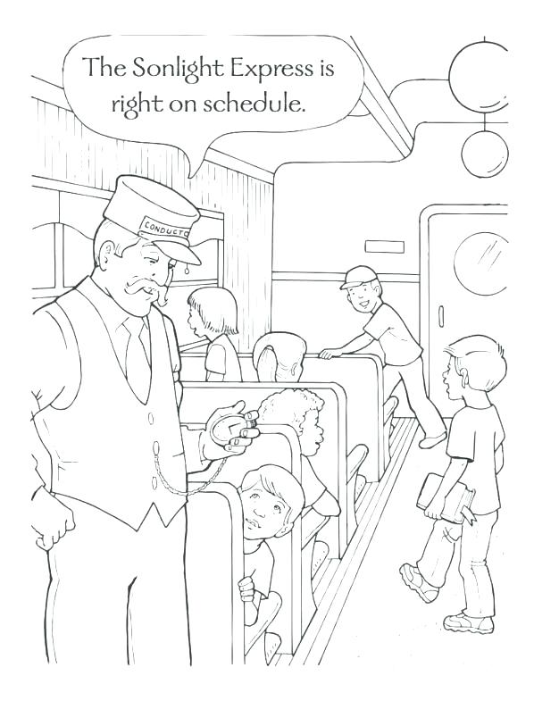 626x813 Polar Express Coloring Pages Bell Coloring Pages Bell Coloring