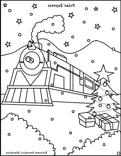 386x500 Polar Express Free Colouring Pages The Best Polar Express Coloring
