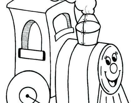 440x330 The Polar Express Coloring Pages Polar Express Coloring Page Polar