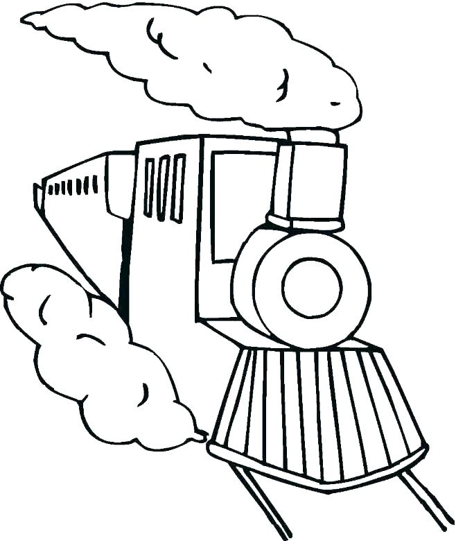 658x780 The Polar Express Coloring Pages Polar Express Coloring Sheets