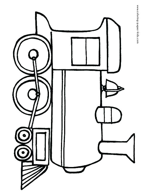 550x750 The Polar Express Coloring Pages