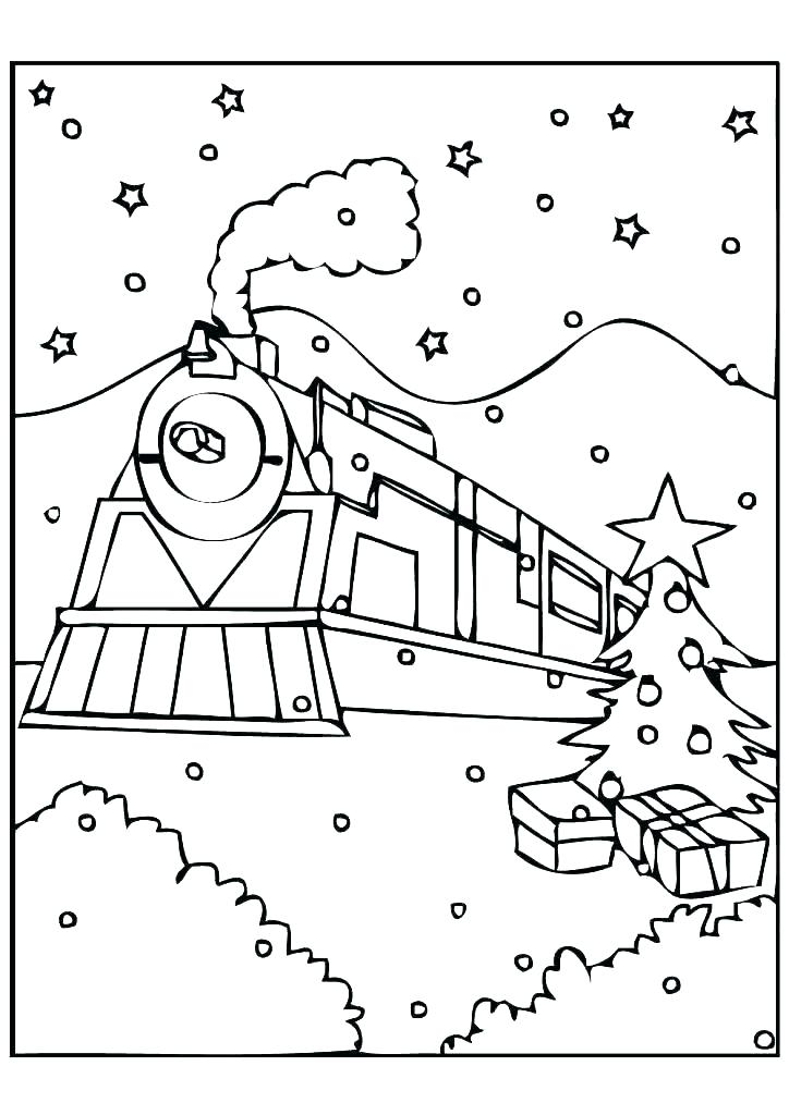 724x1024 Polar Express Free Colouring Pages Free Polar Express Coloring